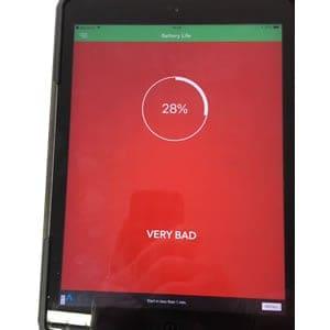 iPad Battery Life App Bournemouth iPad repairs