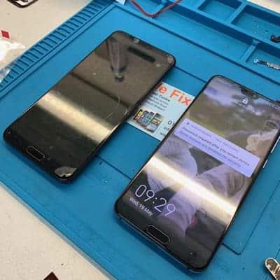 Huawei P20 Pro Cracked Screen Repair